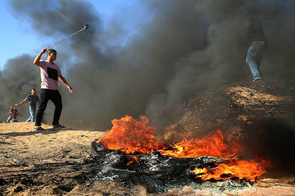 Mueren dos palestinos en Gaza por disparos israelíes pese a la tregua