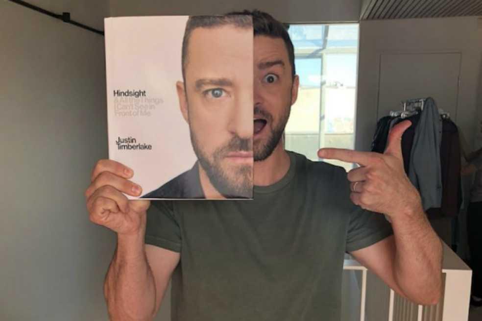 «Hindsight», el primer libro que publicará Justin Timberlake