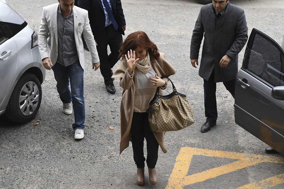Cristina Fernández: gobierno busca distraer la atención sobre crisis económica