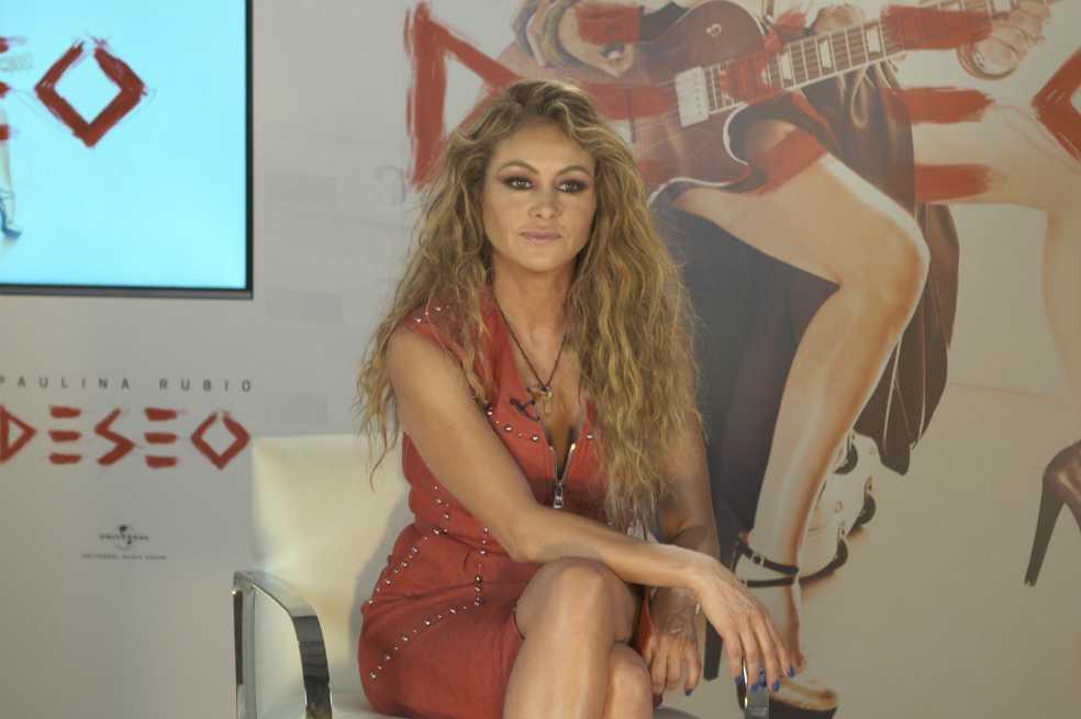 Paulina Rubio: «La mujer es una heroína, no una víctima»