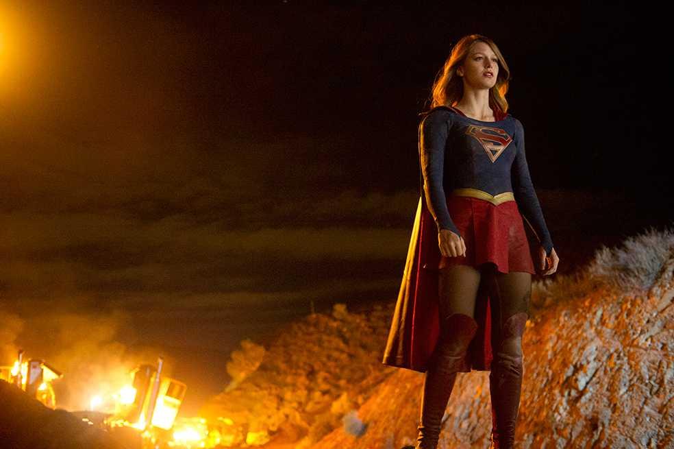 «Supergirl» presenta a la primera superheroína transgénero en la serie