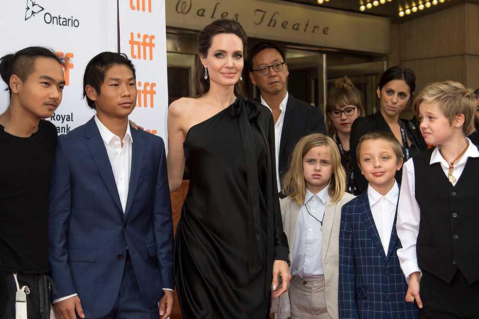 Angelina Jolie: los venezolanos en Lima no piden caridad, sino oportunidad