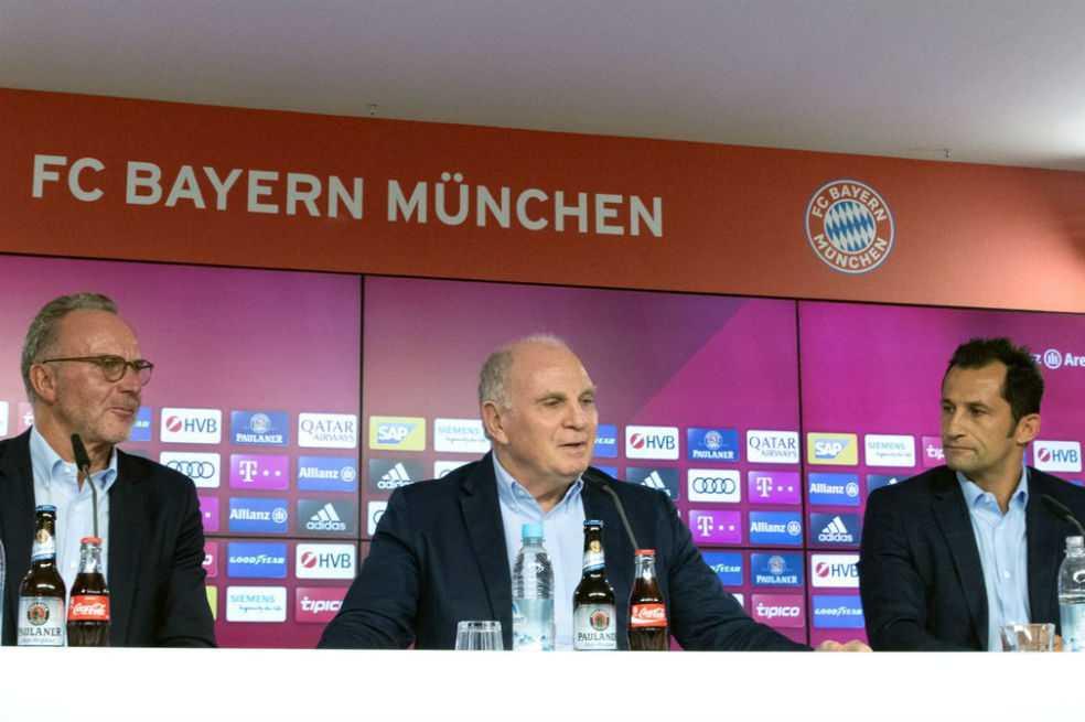 Dirigentes del Bayern contra la prensa: «No aceptamos esta cobertura repugnante»