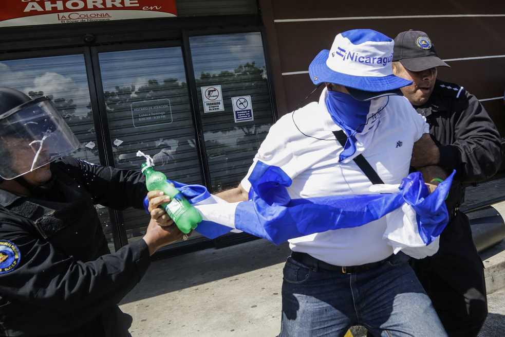 Se cumplen seis meses de crisis en Nicaragua
