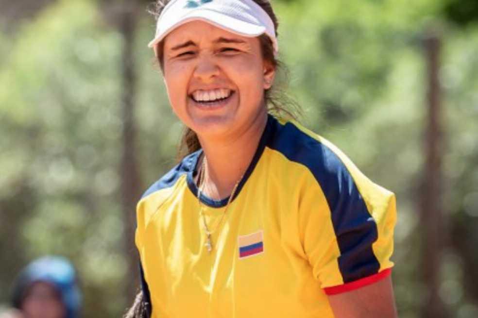 María Camila Osorio, a un triunfo de la medalla en los Olímpicos de la Juventud
