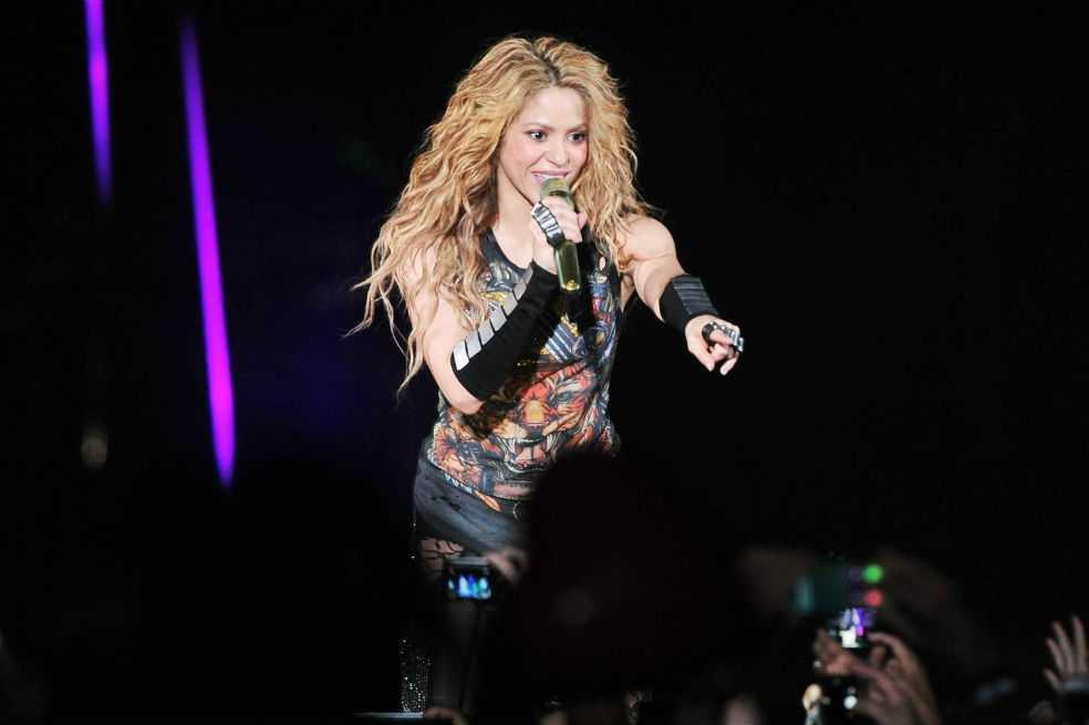 Shakira enamoró a Sao Paulo con un concierto cargado de vitalidad