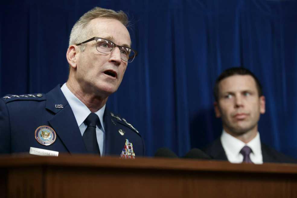 Estados Unidos desplegará 5.000 soldados en frontera con México