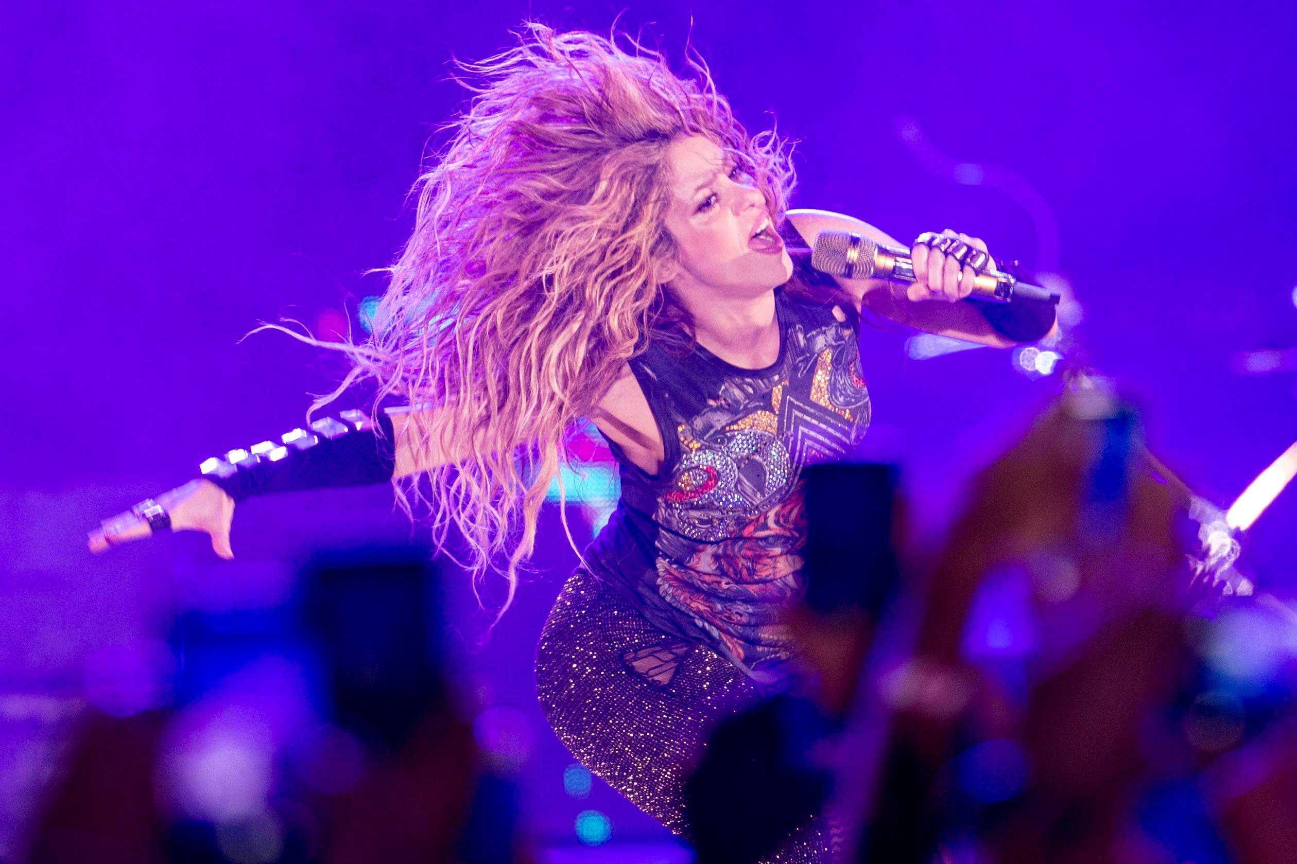 Concierto de Shakira en Bogotá: recomendaciones para tener en cuenta