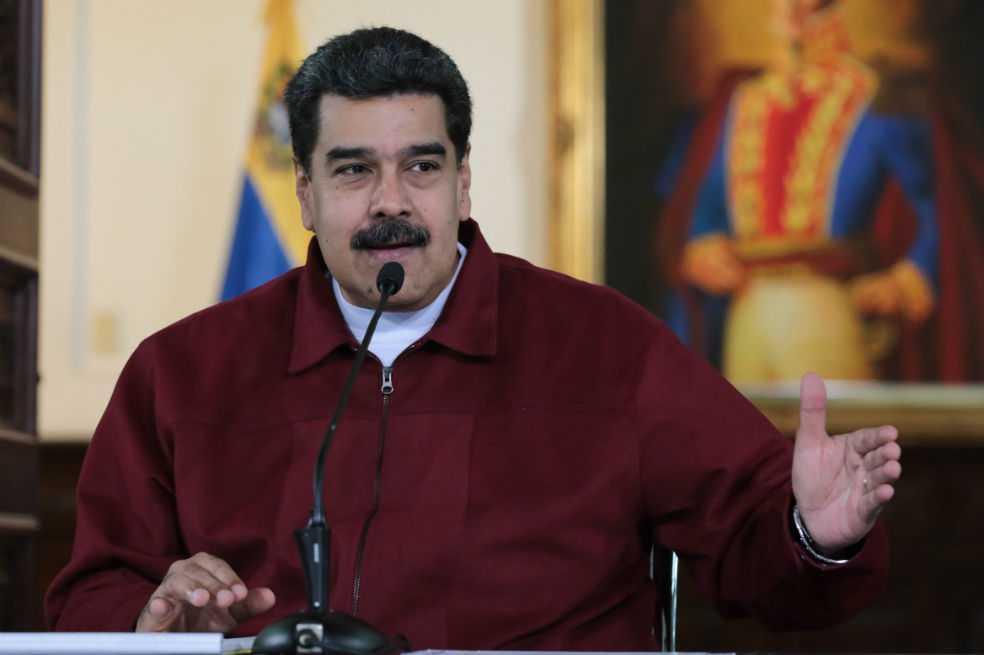 Venezuela acusa a gobierno colombiano de «querer derrocar» a Nicolás Maduro