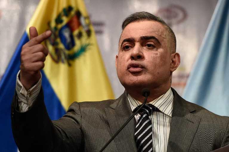 Fiscal de Venezuela: un centenar de uniformados detenidos por narcotráfico