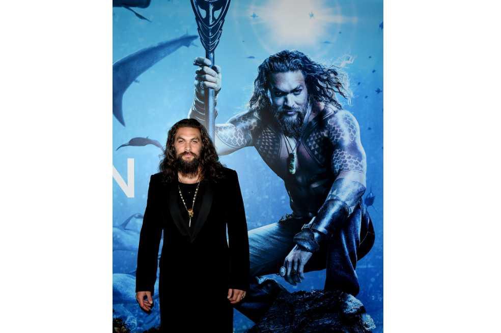 Aquaman, listo para debutar como protagonista en el cine