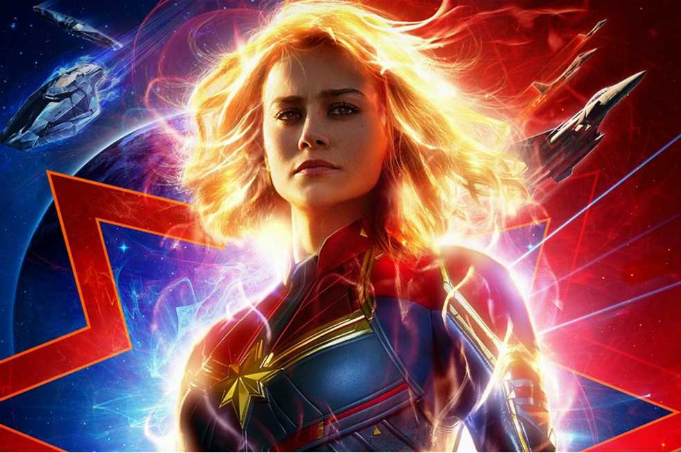 «Capitana Marvel» estrena póster y nuevo tráiler