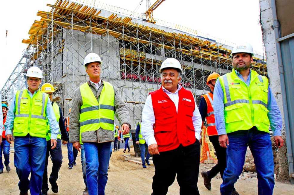 En Perú advierten retrasos en las obras para los Paramericanos 2019