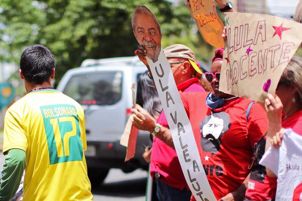 Haremos todo lo posible dentro de la legalidad contra Cuba y Venezuela: Jair Bolsonaro