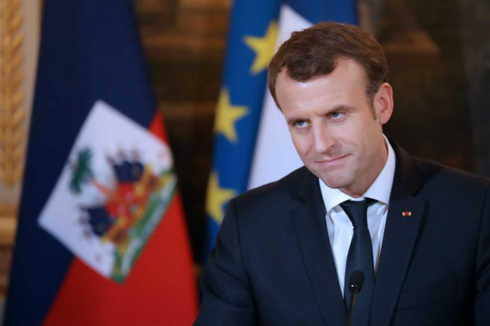 Lanzan una guía para defender la política de Macron en las cenas familiares