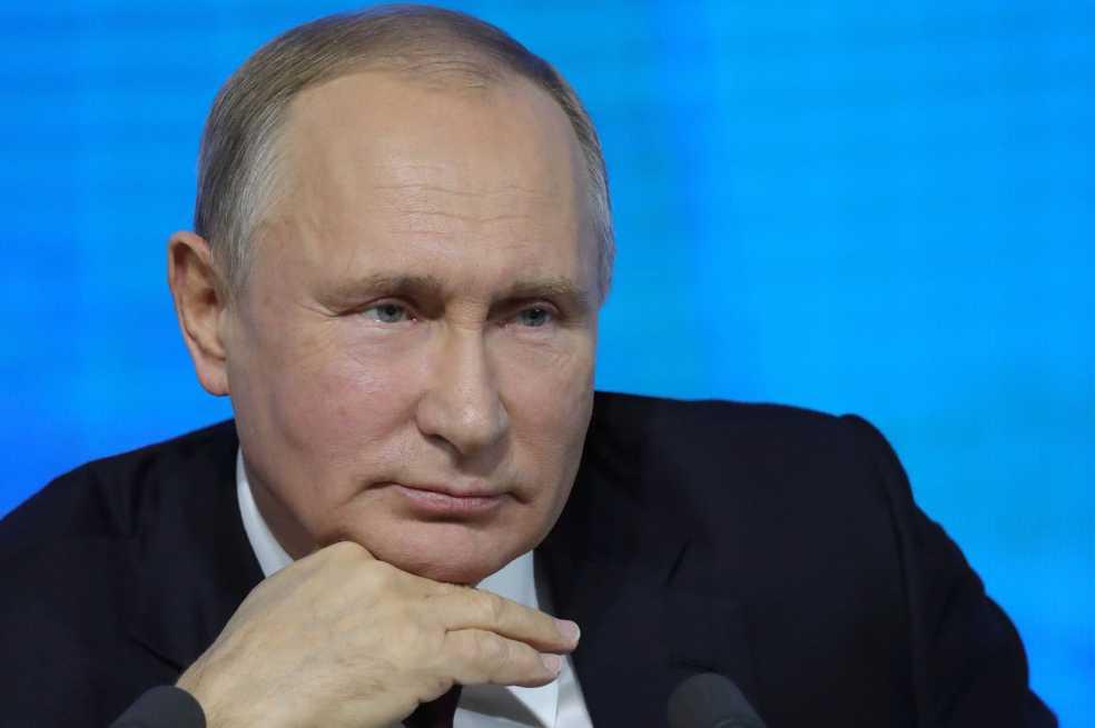 ¿Qué le preguntaron a Putin durante su rueda de prensa anual?