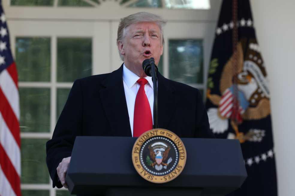 Trump anuncia un acuerdo para reabrir el gobierno de EE. UU.