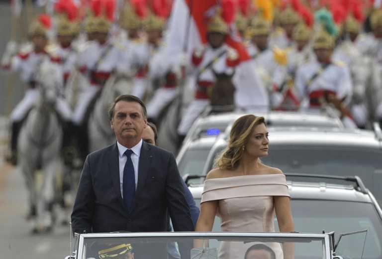 Bolsonaro promete gobernar para «cambiar el destino de Brasil»