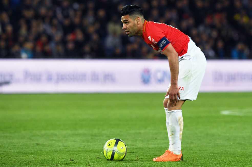 Falcao volvió a jugar con el Mónaco