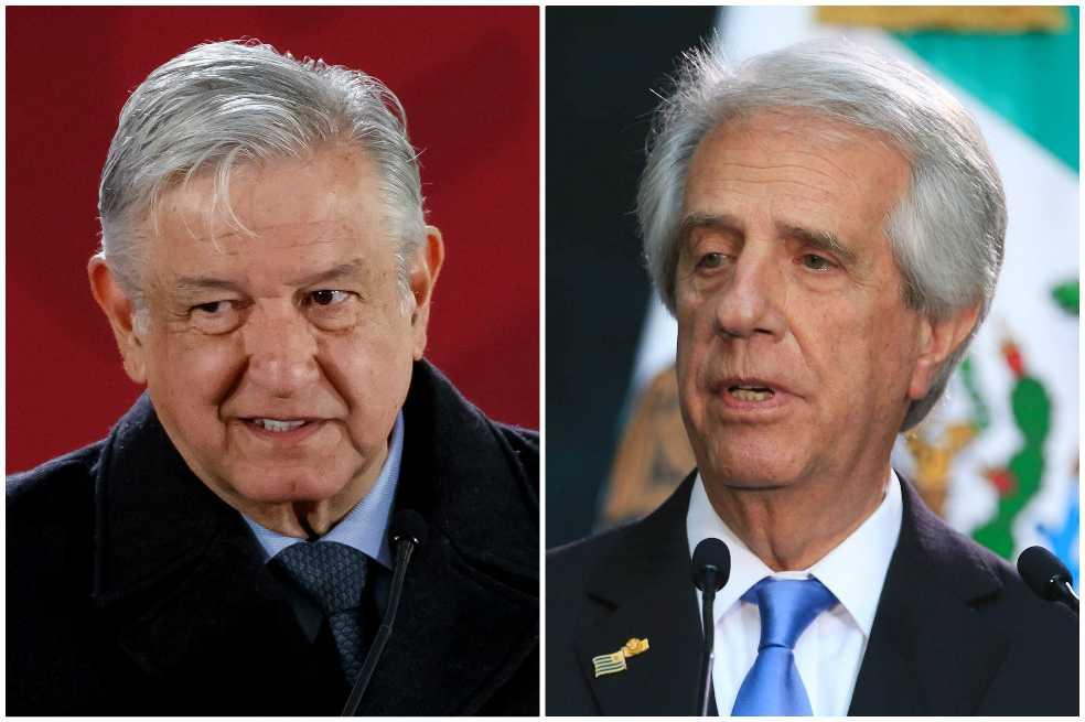 México y Uruguay se desmarcan de la región e insisten en diálogo para crisis en Venezuela