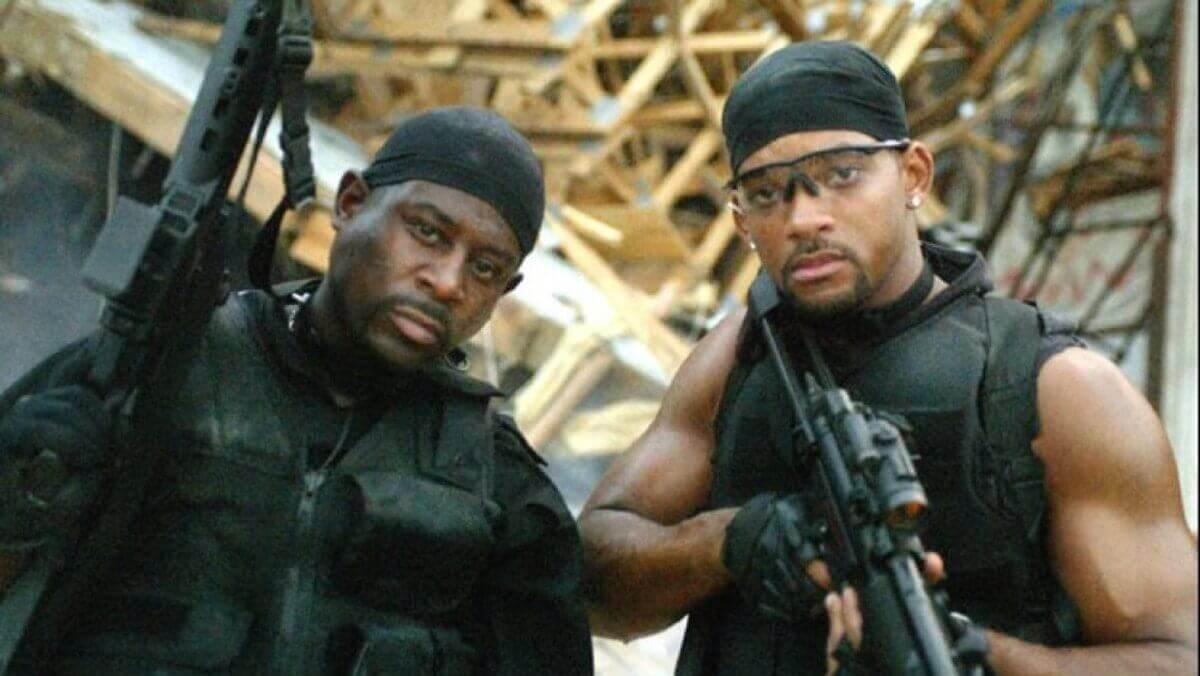 Will Smith muestra la primera imagen oficial de «Dos policías rebeldes 3»