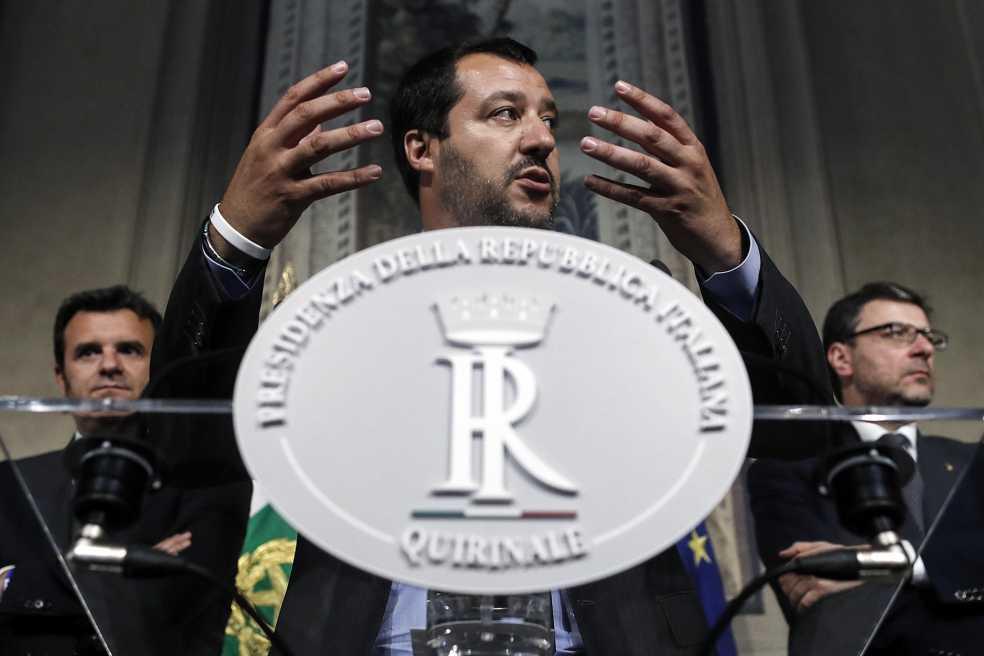 ¿Por qué los alcaldes italianos desafiaron al ministro del Interior, Matteo Salvini?