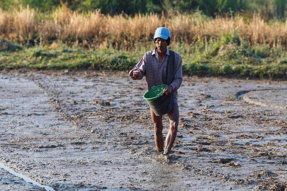 La producción de metanfetaminas está acabando con Birmania