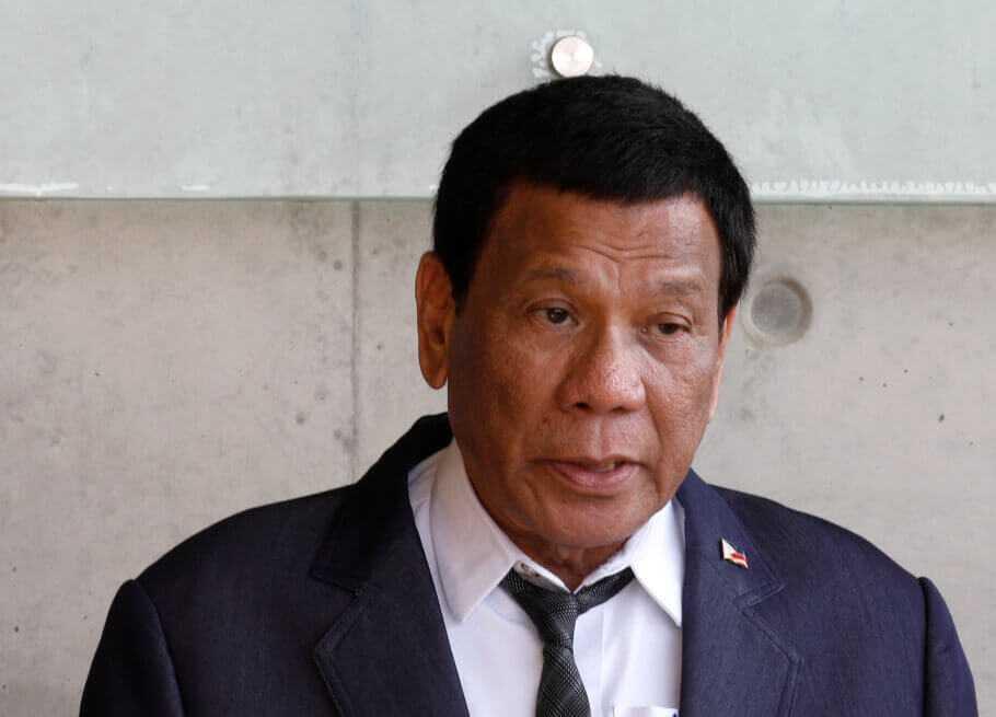 El presidente de Filipinas le quiere cambiar el nombre al país