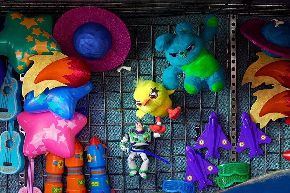 «Toy Story 4» presentó este video en el Super Bowl