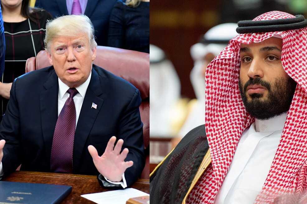 ¿Qué esconde la relación entre Trump y Arabia Saudita?