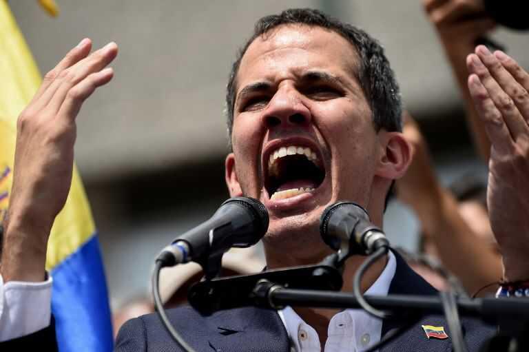 Guaidó pregunta a Fuerzas Armadas venezolanas: ¿Qué más van a esperar?