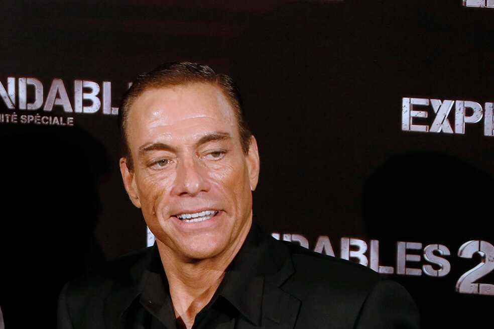 Van Damme: «En una película no hay que actuar, hay que contar la verdad»