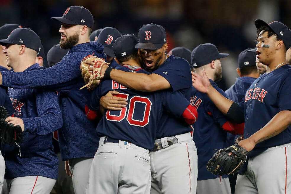 ¿Repetirán los Medias Rojas de Boston?