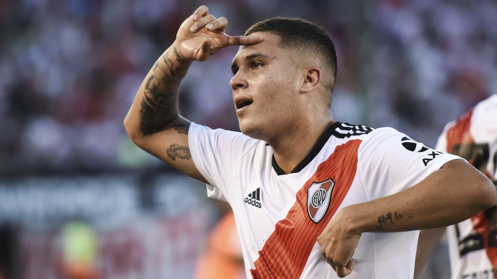 Juan Fernando Quintero ya sabe superar los golpes del fútbol