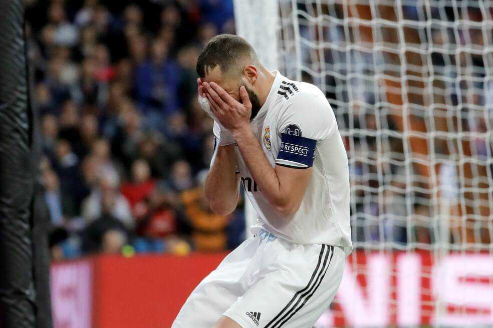 La crisis no termina: Real Madrid perdió ante el Ajax y quedó eliminado de la Champions