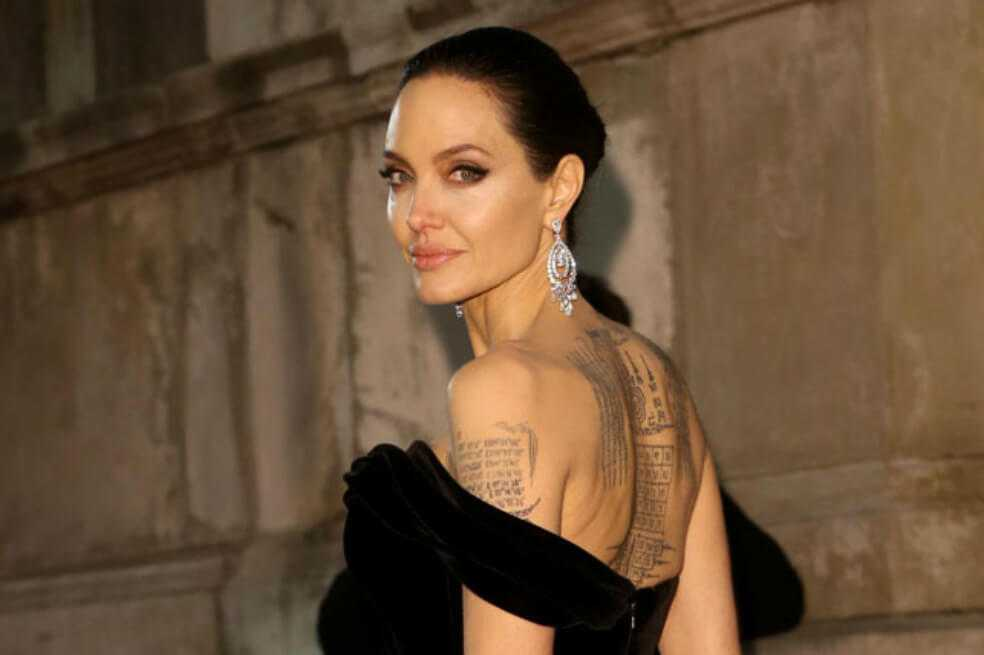Angelina Jolie contempla su incursión en política