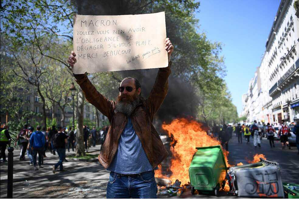 Análisis: Lo que revela la ola de odio en Francia