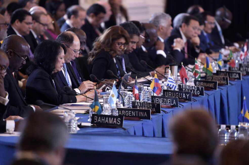 OEA decidirá si acepta como representante de Venezuela al enviado de Guaidó
