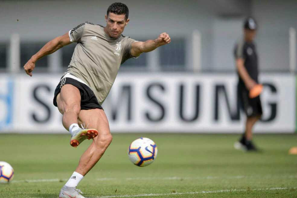 Cristiano apunta al duelo contra Ajax