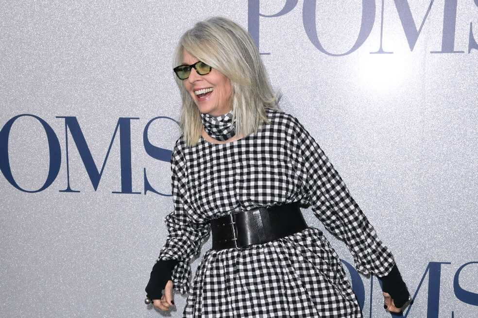 Diane Keaton:»No tengo intenciones de dejar la actuación»