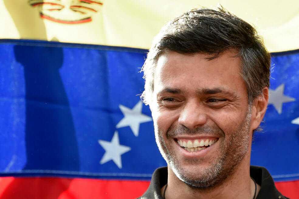 Leopoldo López: «No le tengo miedo a Maduro»