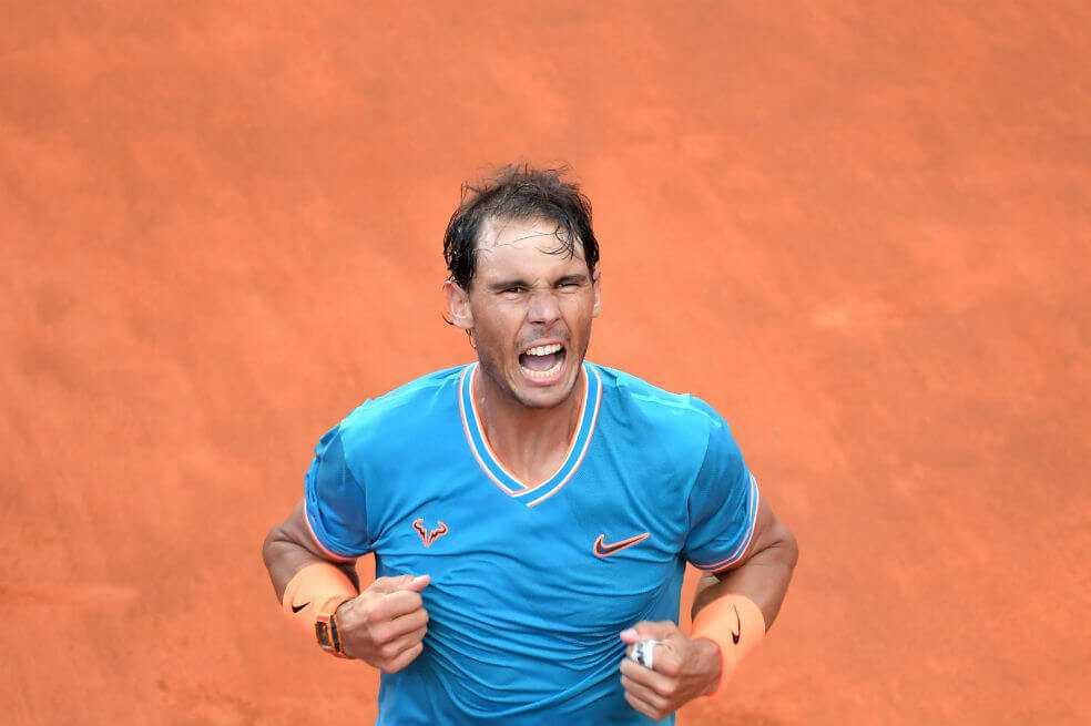«No soy favorito en Roland Garros»: Rafael Nadal