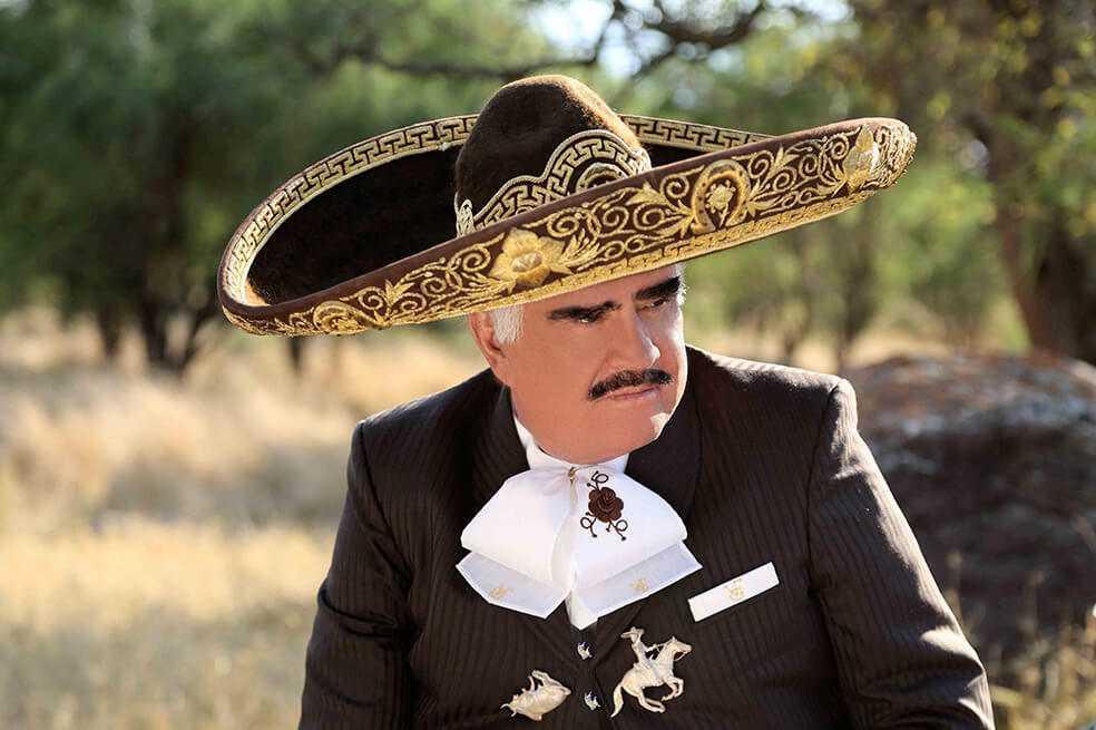 Vicente Fernández rechazó trasplante por temor a que el donante fuera gay