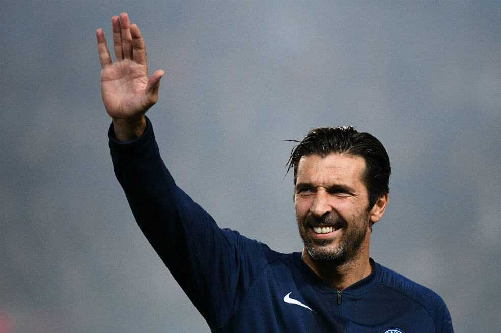 Gianluigi Buffon no seguirá en PSG