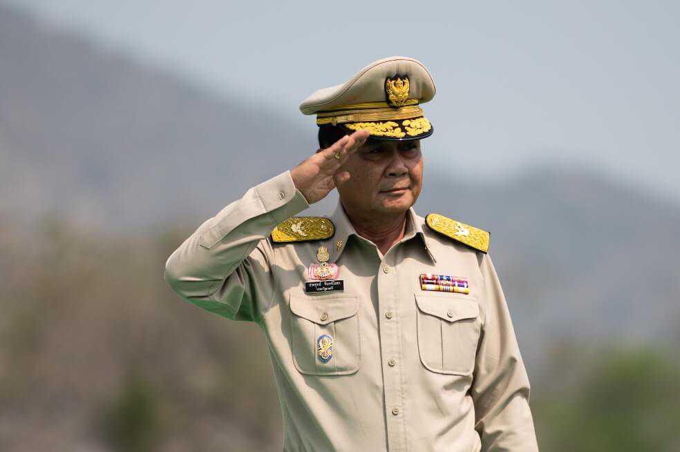 ¿Quién es Prayut Chan-O-Cha, el militar reelegido como primer ministro de Tailandia?