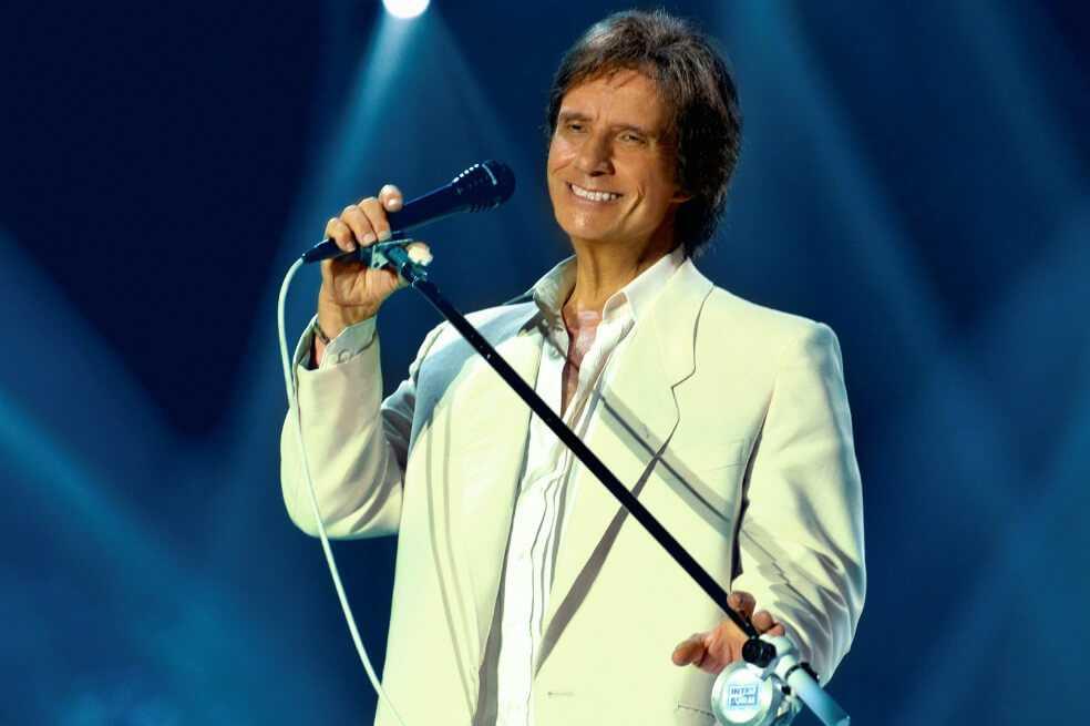 Roberto Carlos se presentará en noviembre en el Movistar Arena