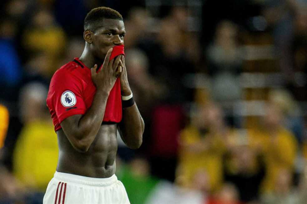 Manchester United condena los insultos racistas contra Paul Pogba