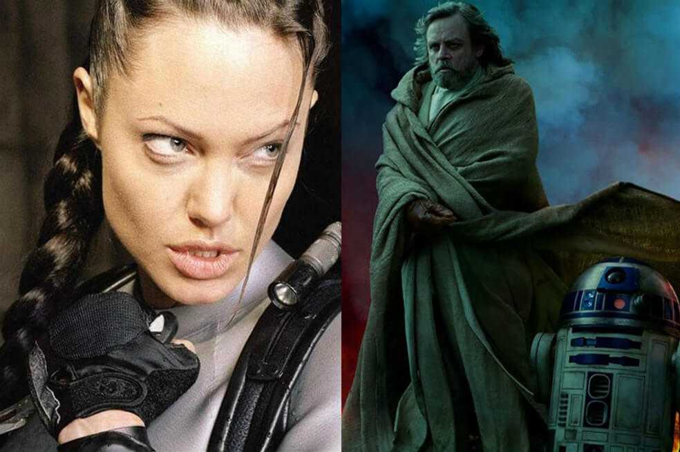 ¿Se unirá Angelina Jolie al Universo Star Wars?