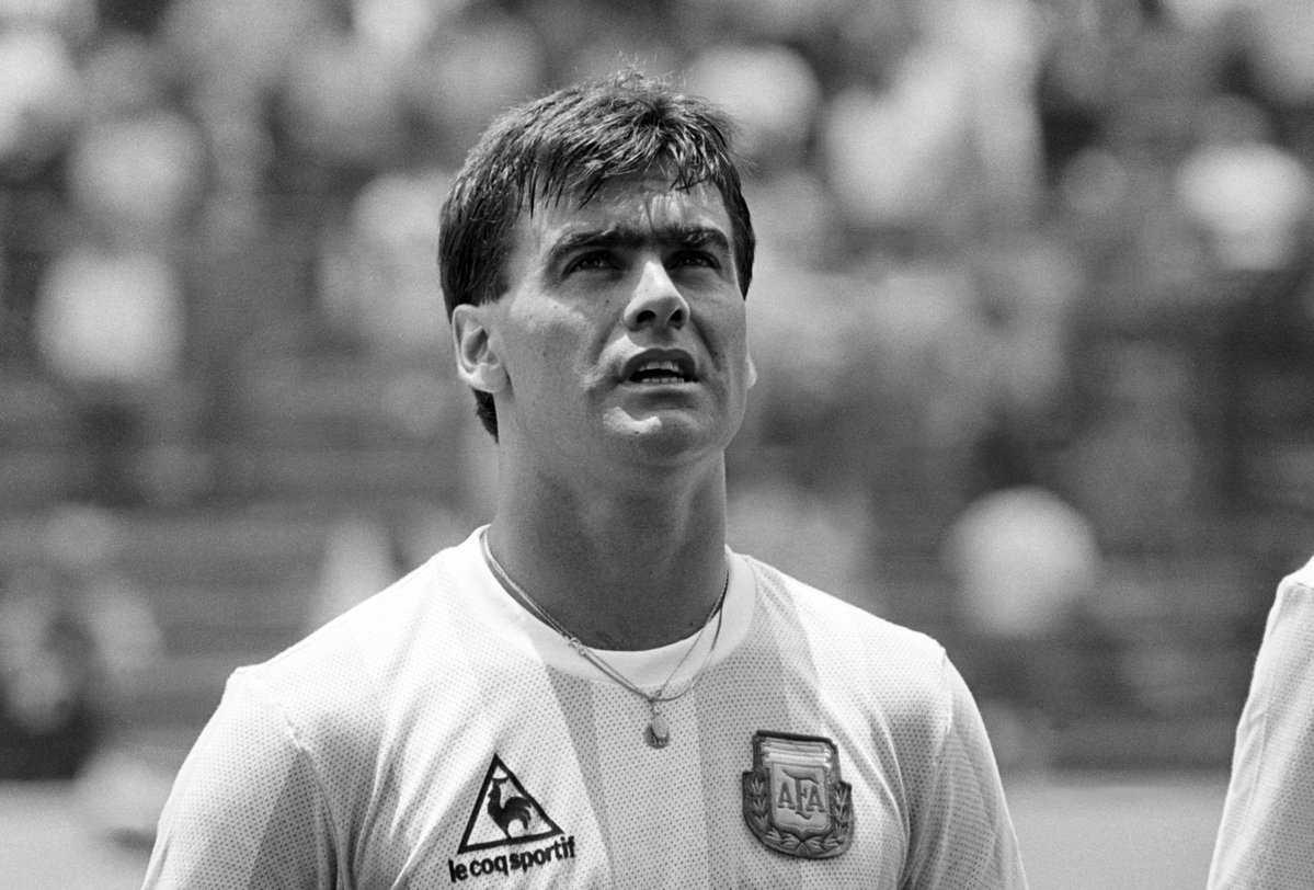 Murió José Luis Brown, campeón del mundo con Argentina en 1986