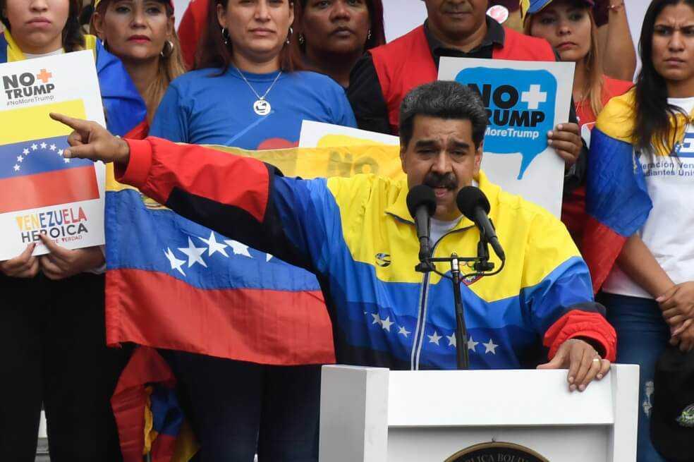 Los cambios de gabinete que anunció Maduro en medio de tensión interna y externa
